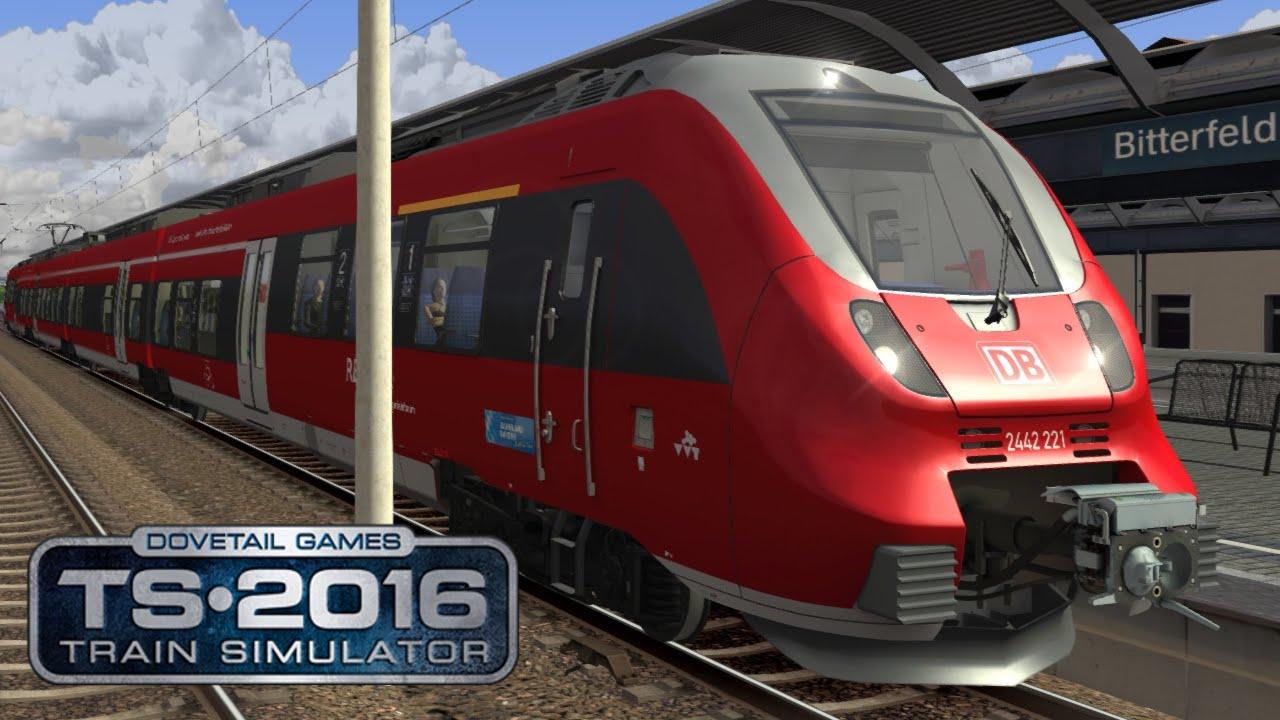 Berlin Leipzig S Bahn Nach Leipzig Train Simulator 2016