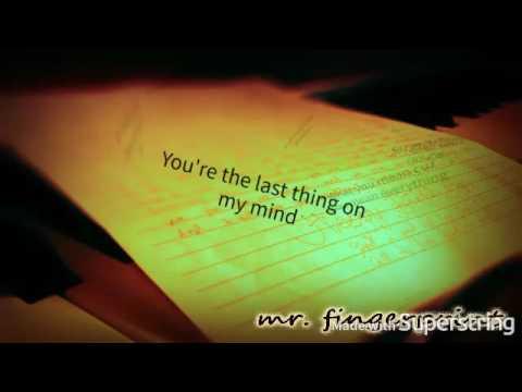 Trust Me I Lie - Joshua Ledet - MinusOne/Karaoke/Instrumental HQ