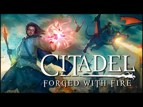 Citadel: Forged with Fire | Angezockt! [Gameplay German Deutsch]