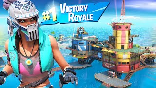 Fortnite But Staying At The Fortilla All Game