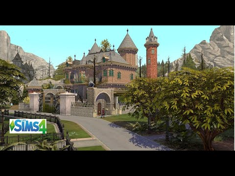 Count Brado's Mansion