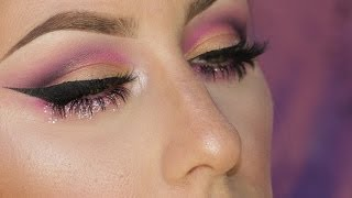 Birthday Makeup- Pink & Glitter! Thumbnail