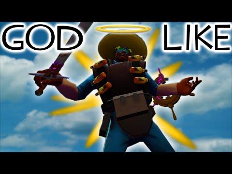 TF2: Tide Turner 26 Killstreak GOD-Like (FaceCam Commentary)