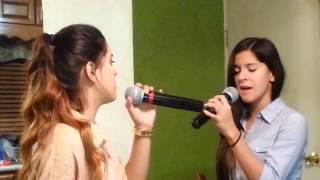 Lisbeth y Lizeth Gonzalez interpretan No llega el olvido