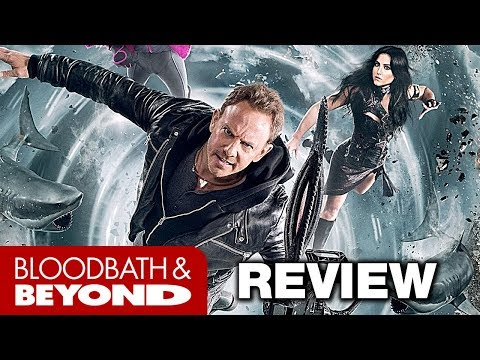 Sharknado 5: Global Swarming (2017) - Movie Review streaming vf