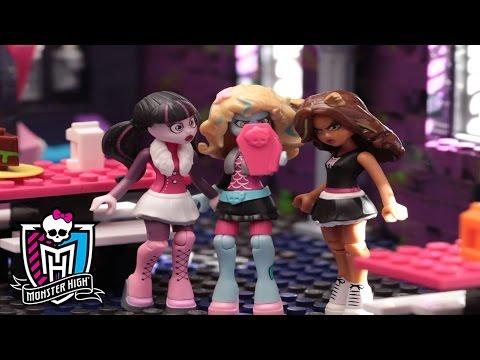 Gossip Ghouls | Mega Bloks Monster High