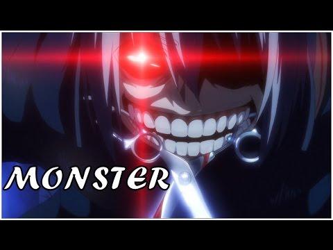 Dansai Bunri no Crime Edge AMV -「 Monster」