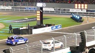 STARS & CARS Rennen in Stuttgart  12.12.2015   GK