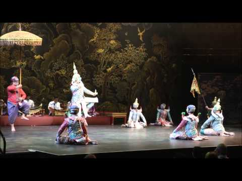 Thailand's Khon at the Royal Albert Hall
