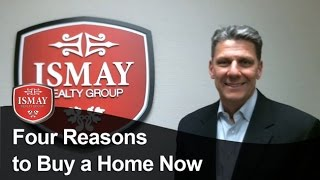 Raleigh Real Estate Agent: Four Reasons to Buy a Home Now