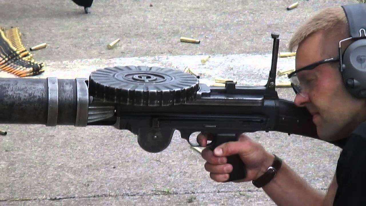 lewis machine gun
