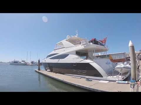 2010 Princess 85 Motor Yacht - Ensign Ship Brokers (EPM 329)