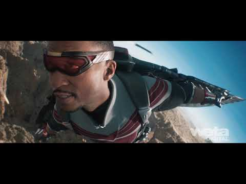 The Falcon and The Winter Soldier VFX | Weta Digital