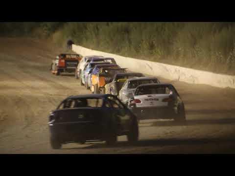 2019-07-25 | Genesee Speedway| Ministock Feature | 717