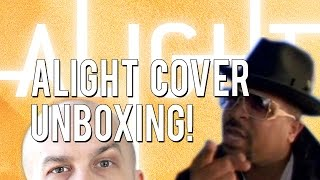 ALIGHT cover unboxing!