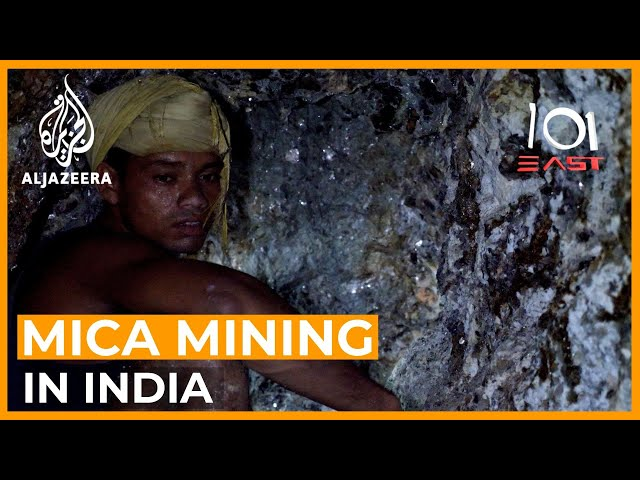 Behind the Glitter: Mica and Child Mining in India | 101 East