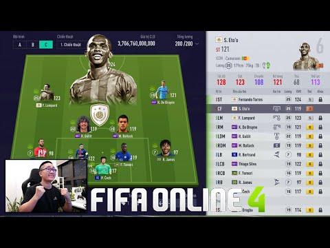 FIFA ONLINE 4: Quẩy Rank Cùng SIÊU ĐH Nghìn Tỷ & Đi Chợ Xây Team NGON BỔ RẺ MAX BING   14-08-2021