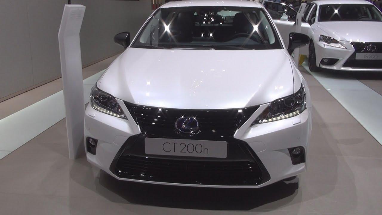 Lexus ct200h interior colors