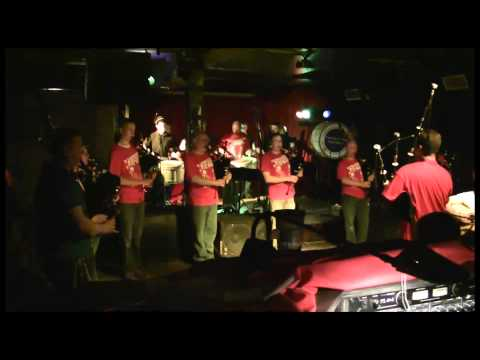 Toronto Police Pipe Band, 2011 el Mocambo Club Concert Highlights