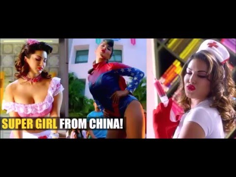 Super Girl From China - Kanika Kapoor Feat Sunny Leone - Mika Singh - Full Mp3 Song