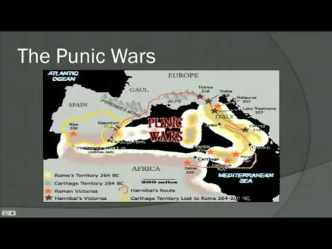 Ancient Rome - Geography & Early Republic Part 2 (2015)