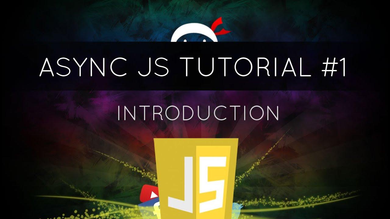 The net ninja free development tutorials nodejs html css asynchronous javascript tutorial5 videos baditri Images
