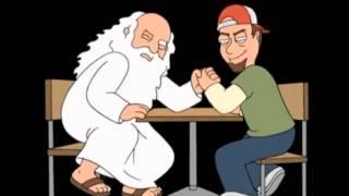 God farts - Family Guy