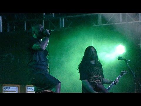 Sepultura - The Hunt / Primitive Future (13.03.2015, Volta Club, Moscow, Russia)