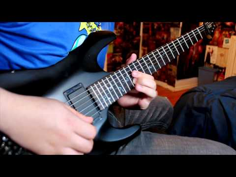 High Strung Rise of Nations Guitar Cover