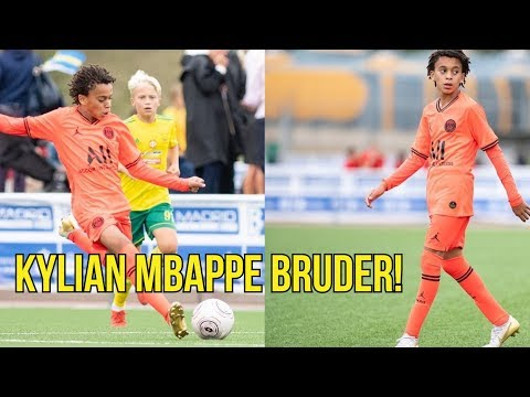 Kylian Mbappe Bruder