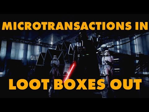 Loot Boxes Out, Microtransactions In For Star Wars Battlefront II thumbnail