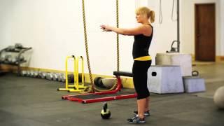How to Kettlebell Swing