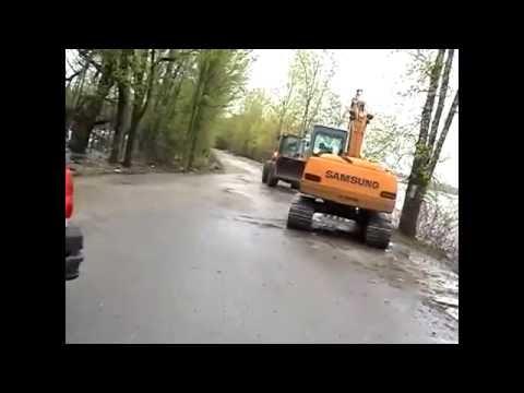 Stoney Point Road Flooding  5-16-11