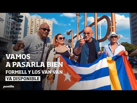 Los Van Van - Vamos A Pasarla Bien (Video Oficial)