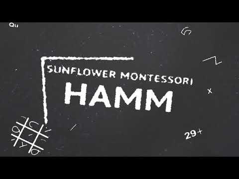 Sunflower Montessori Hamm opens on January the 25th, 2021