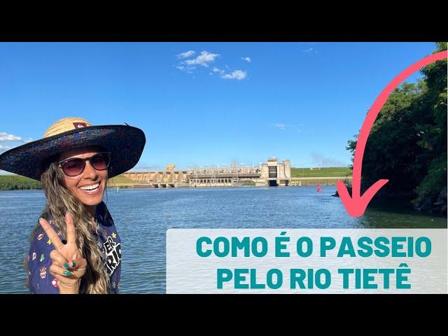 """Rio Tietê de um ângulo diferente - Episódio 5 - """"O melhor do interior"""""""