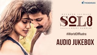 Solo World of Rudra | Audio Jukebox | Dulquer Salmaan, Neha Sharma, Bejoy Nambiar | Trend Music