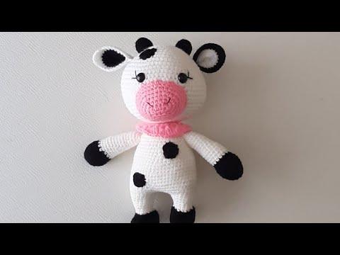 67# amigurumi inek örüyoruz 3. bölüm gövde yapımı ve oyuncak ... | 360x480