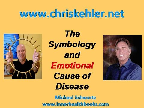 The Symbology & Emotional Cause of Disease