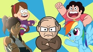 Why Cartoons AREN'T Just for Kids