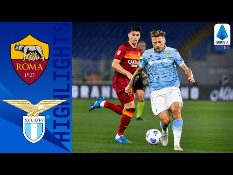 AS Roma Lazio Goals And Highlights