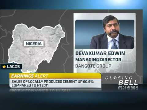 Dangote Cement H1 Results with Devakumar Edwin