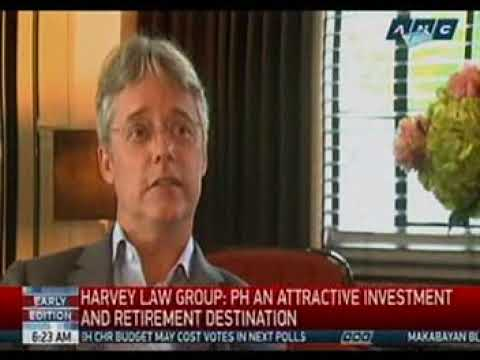 HLG Philippines - Interview on ANC Early Edition September 15, 2017, 6AM