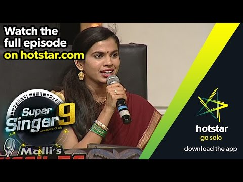 Super Singer 9 Episode 15 ( 28 - October - 15 ) - Final Level Of Prelims