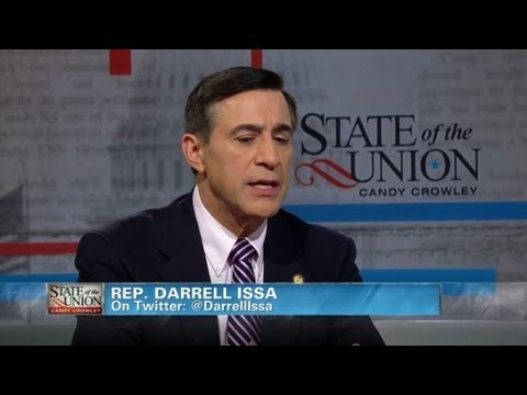 Issa: IRS orders came from Washington