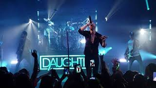 Daughtry - Deep End (Aztec Theatre, San Antonio, TX 12/01/2018) HD
