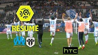 Olympique de Marseille - Angers SCO (3-0)  - Résumé - (OM - SCO) / 2016-17