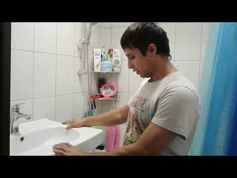 Обзор умывальника над стиральной машины
