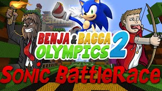 Helium Singing Challenge Benja & Bacca Olympics 2: Sonic Battle Race - Game 7! (Minecraft)(Welcome to the Benja and Bacca Olympics YEAR 2 - 2015! SEE YOU AT ARCADIACON: https://arcadiacon.com/ Can't wait to do the Challenges Live :) In this ..., 2015-05-22T21:46:28.000Z)