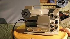 Filmprojektor Silma 120m Super 8 Zoom (defekt, Film wird nicht transportiert)